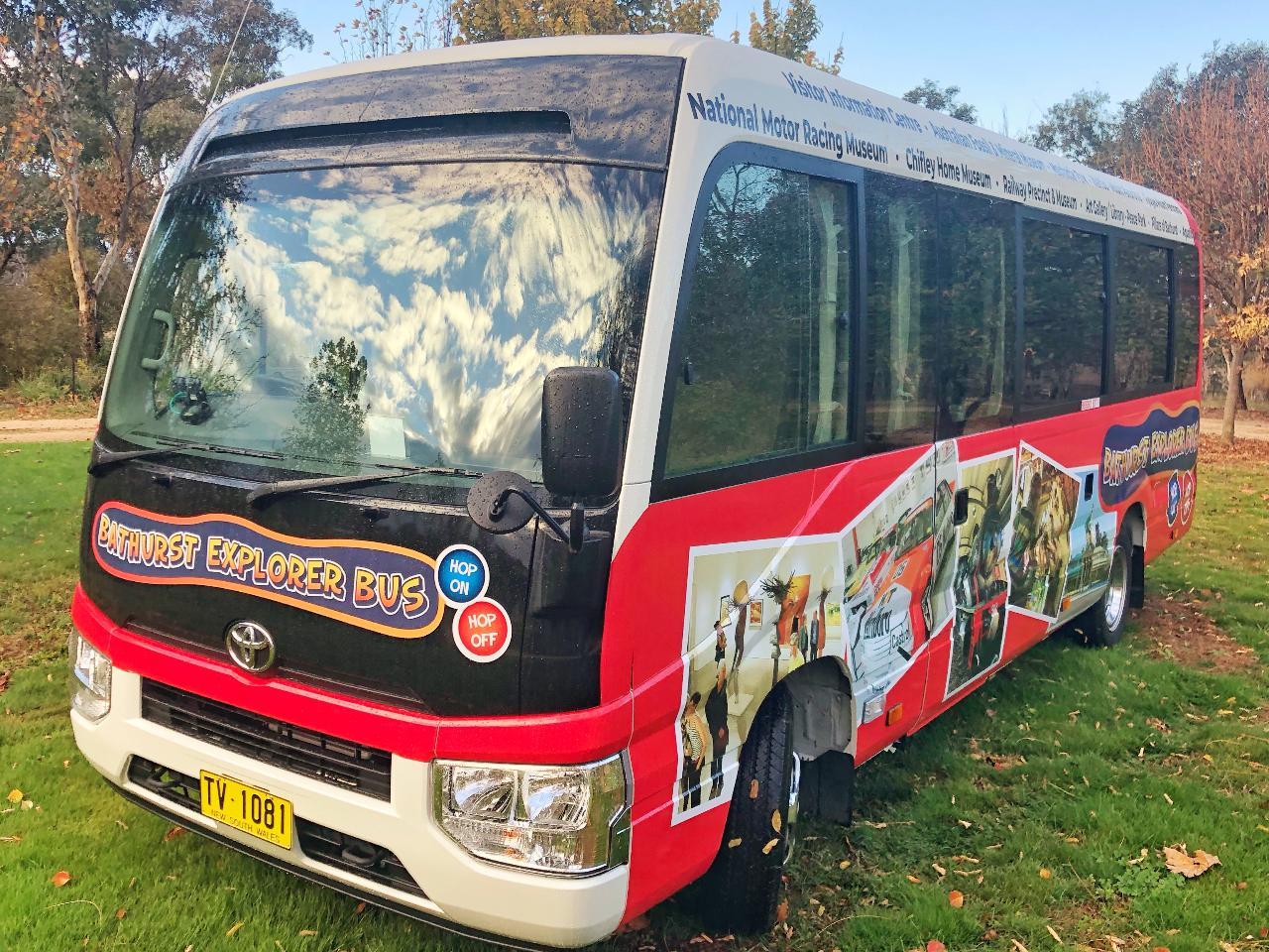 Bathurst Explorer Bus Tours