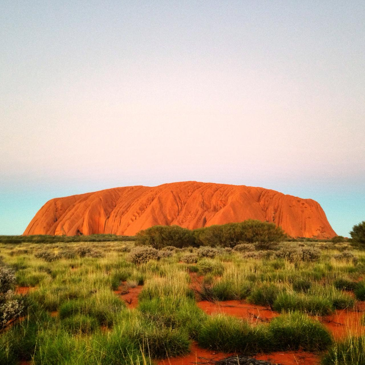 SEIT Sunset Uluru