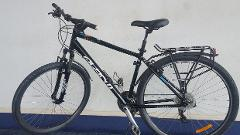 1/2 day hire for small adult bike ( up to 3 hours)