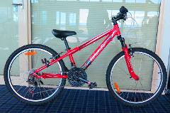 "1/2 day hire for 24"" Children's bike ( up to 3 hours)"