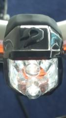 Set of Bike Lights for Hire for up to 7 days