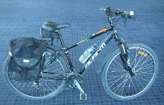 1/2 day hire for medium adults bike ( up to 3 hours)