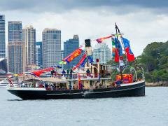 Waratah Australia Day - Evening Cruise