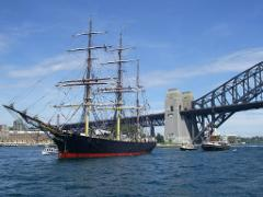 James Craig Australia Day - Daytime Cruise