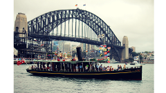 Lady Hopetoun Australia Day - Harbour Cruise