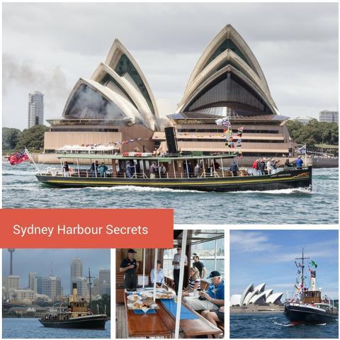 Sydney Harbour Secrets Cruise