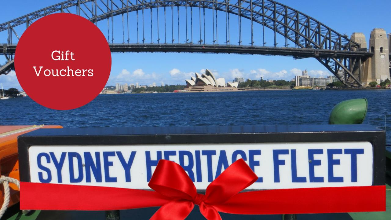 Gift Voucher: Sydney Harbour Secrets Cruise