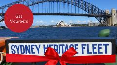 Gift Voucher: Sydney Harbour Secrets Cruise