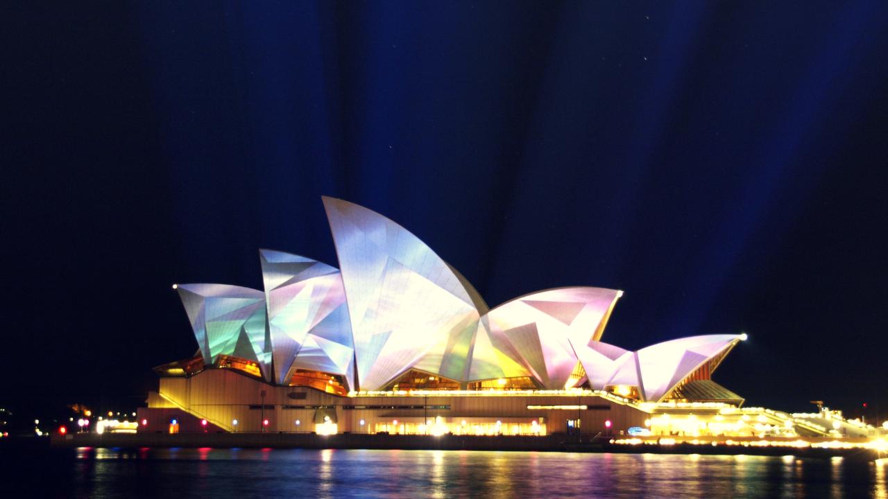 Boomerang - Vivid Sydney