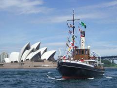 Waratah Australia Day - Daytime Cruise