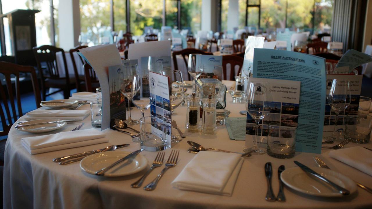 Gala Fundraising Dinner