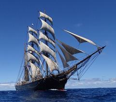James Craig Full Day Tall Ship Sailing Experience