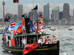 Lady Hopetoun Australia Day - Evening Cruise
