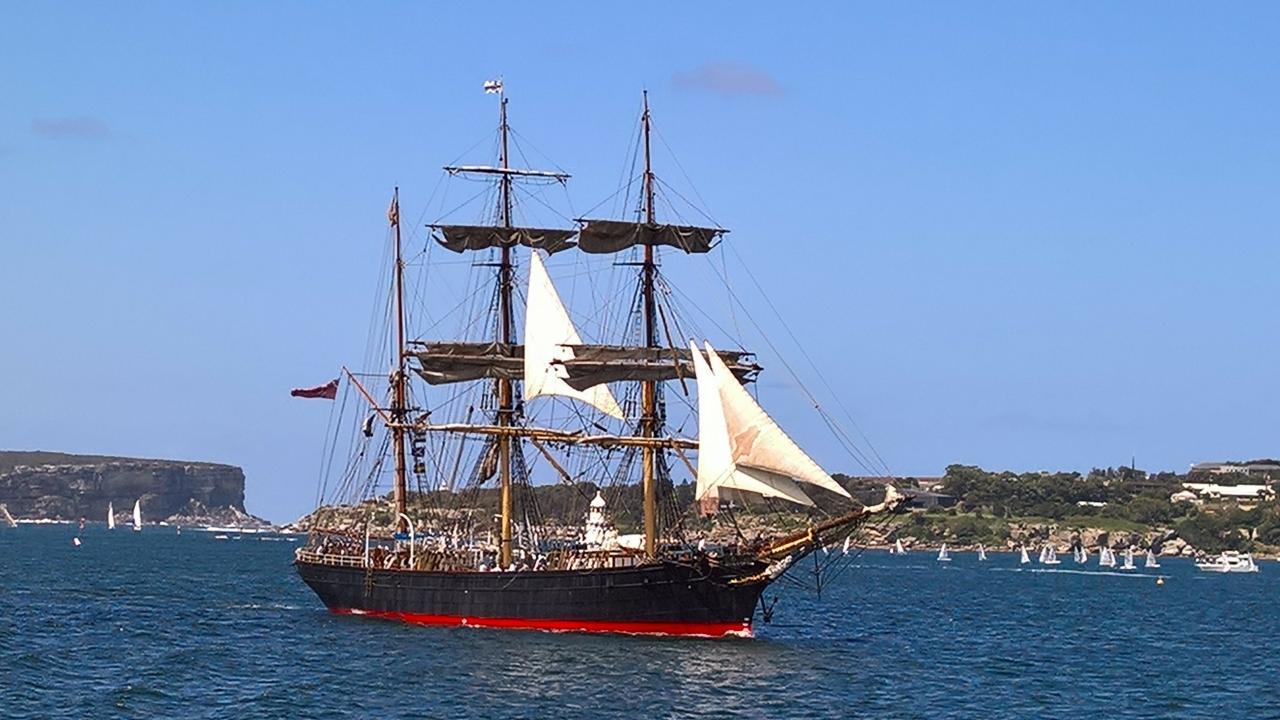 See Sydney Under Sail - Afternoon Adventure