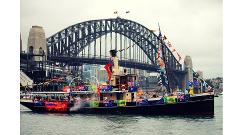 Waratah Australia Day - Harbour Cruise
