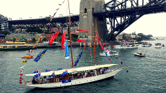 Boomerang Australia Day Cruise [Members Only]