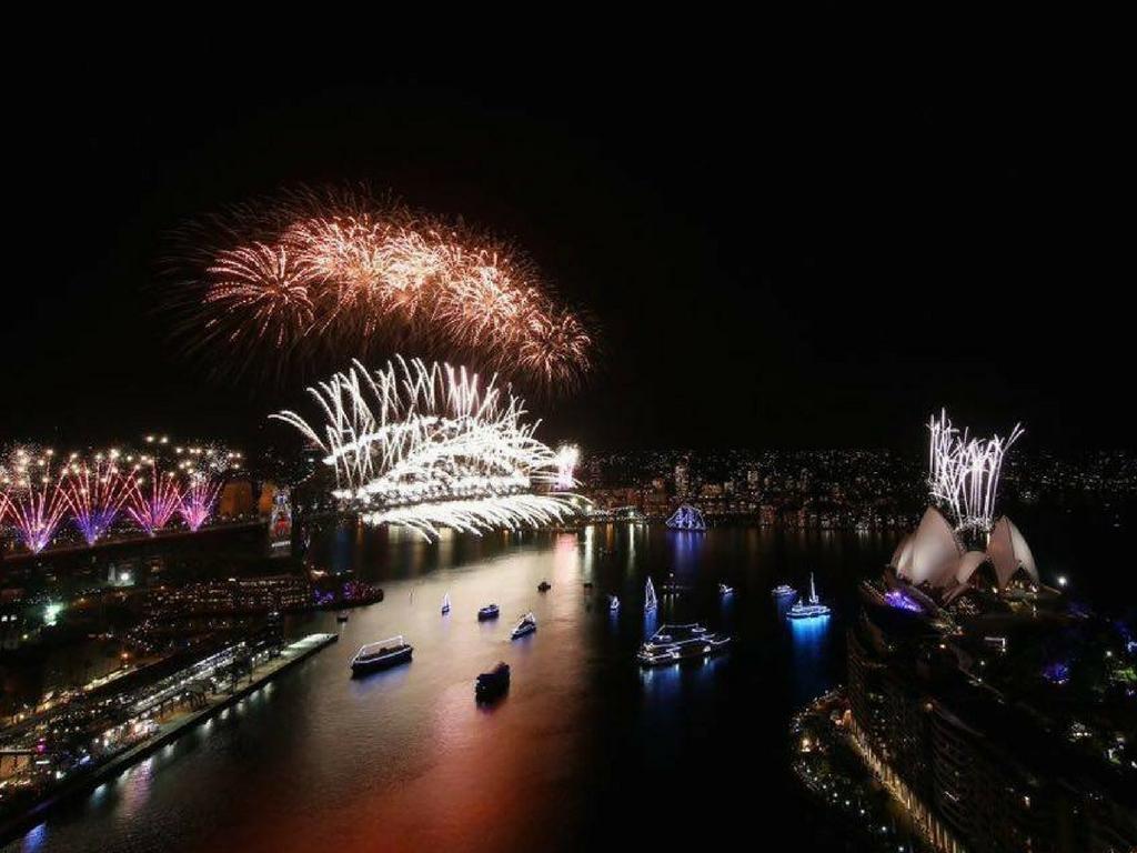 Waratah New Year's Eve