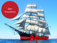 Gift Voucher: See Sydney Under Sail - A Day At Sea
