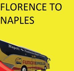 FLORENCE (Binario 16 Montelungo) --> NAPLES (Metropark Corso A. Lucci)