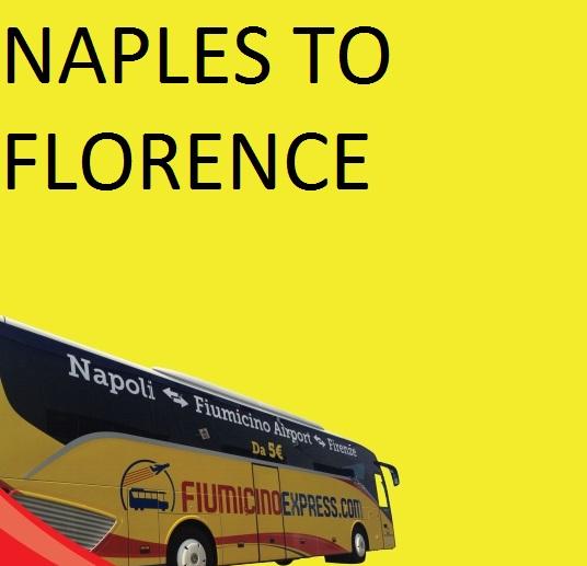 NAPLES (Metropark Corso A. Lucci) --> FLORENCE (Binario 16 Piazzale Montelungo)