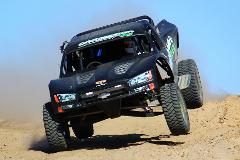 PERTH V8 TROPHY TRUCK HOT LAPS - 5 LAPS AS A PASSENGER WITH A PRO DRIVING
