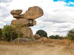 Chinhoyi Caves → Harare