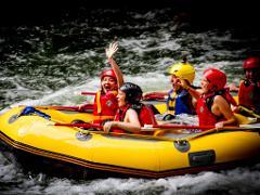 Hwange National Park → Victoria Falls