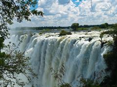 Bulawayo → Victoria Falls