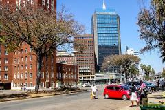 Great Zimbabwe Ruins → Harare