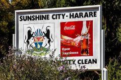 Mutare → Harare