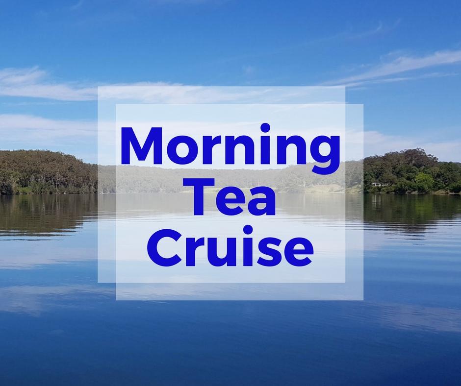 Morning Tea Cruise Gift Voucher