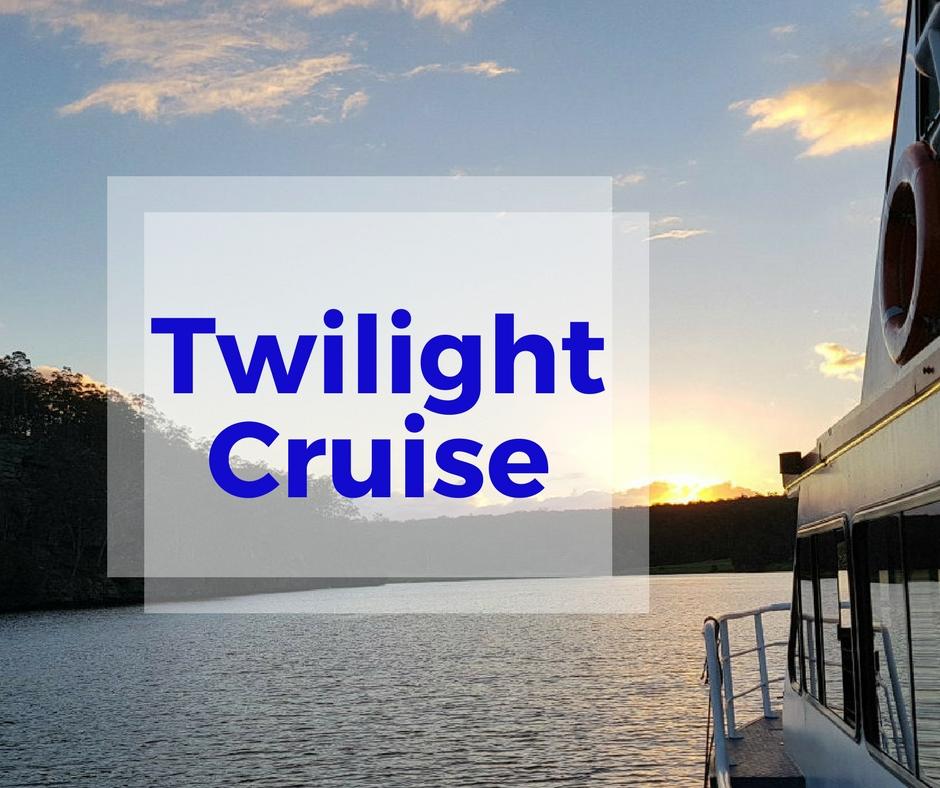 Twilight Cruise Gift Voucher