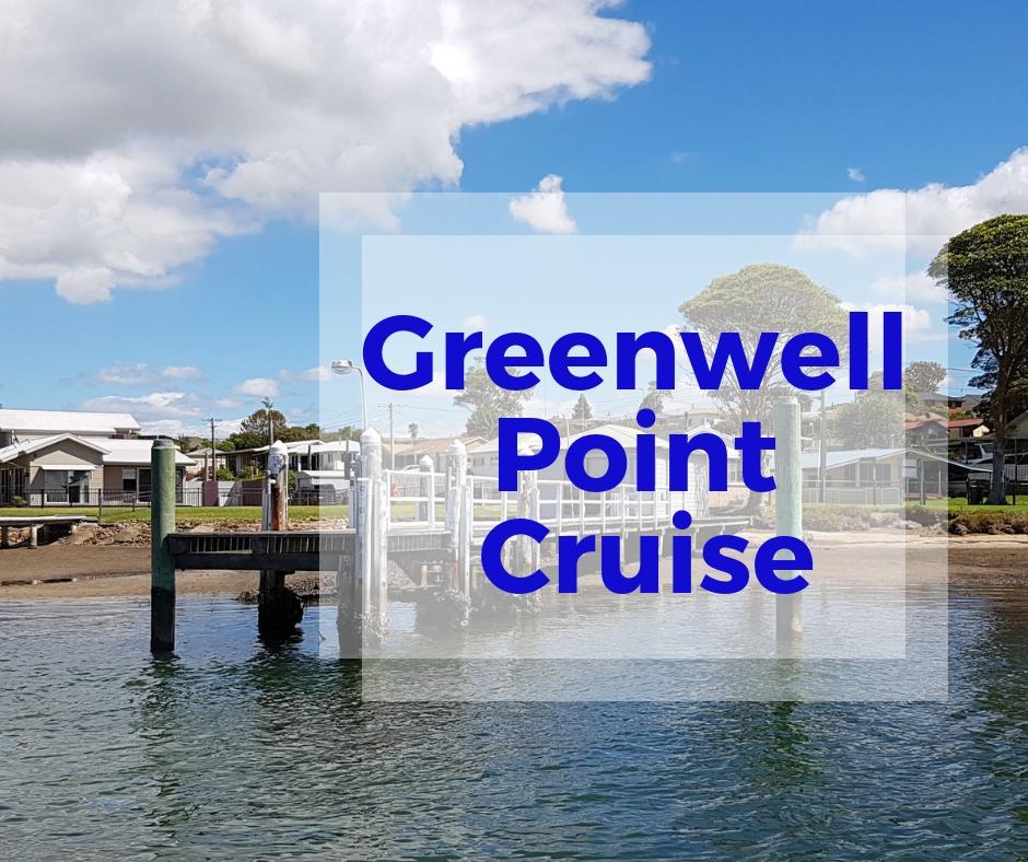 Greenwell Point Cruise Gift Voucher