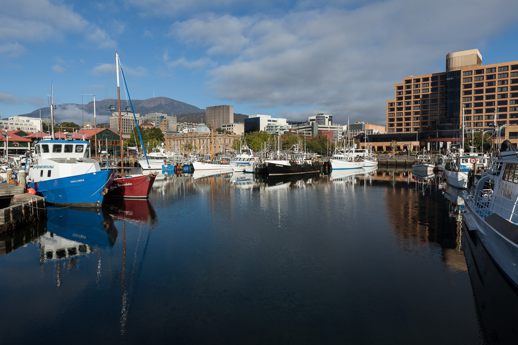 Snapshots of Hobart and Tasmania (Tour only)