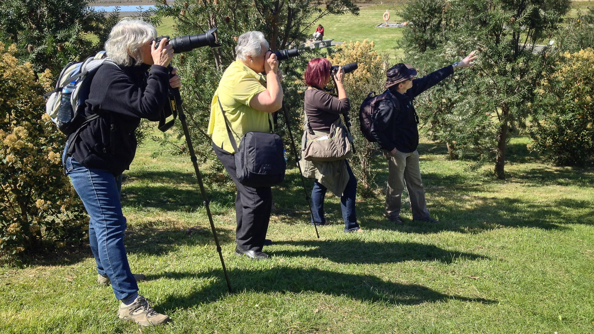 Outdoor Photography Tuition - Full Day