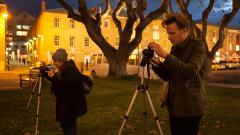 Private Photography Tuition - Hobart Night Photography Walkabout - 3 hours