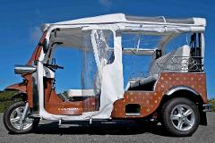 20 min E-Tuk Experience ***CLOSED UNTIL FURTHER NOTICE*****
