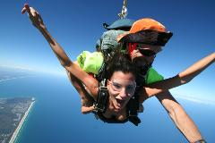 Coolum Beach Tandem Skydive - 15,000ft