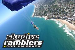 Coolum Beach Tandem Skydive - 6,000ft
