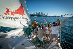 CHAMPAGNE SAILING  Catamaran hire for up to 30 guests (COVID Capacity max 30 people)