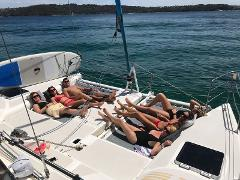 Hen's Party Catamaran Package for up to 20 people