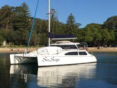 Seascape Catamaran Hire (up to 20 people)