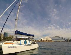 SEAWIND 1000 Catamaran Hire (up to 20 people) (COVID Capacity max 20 people)