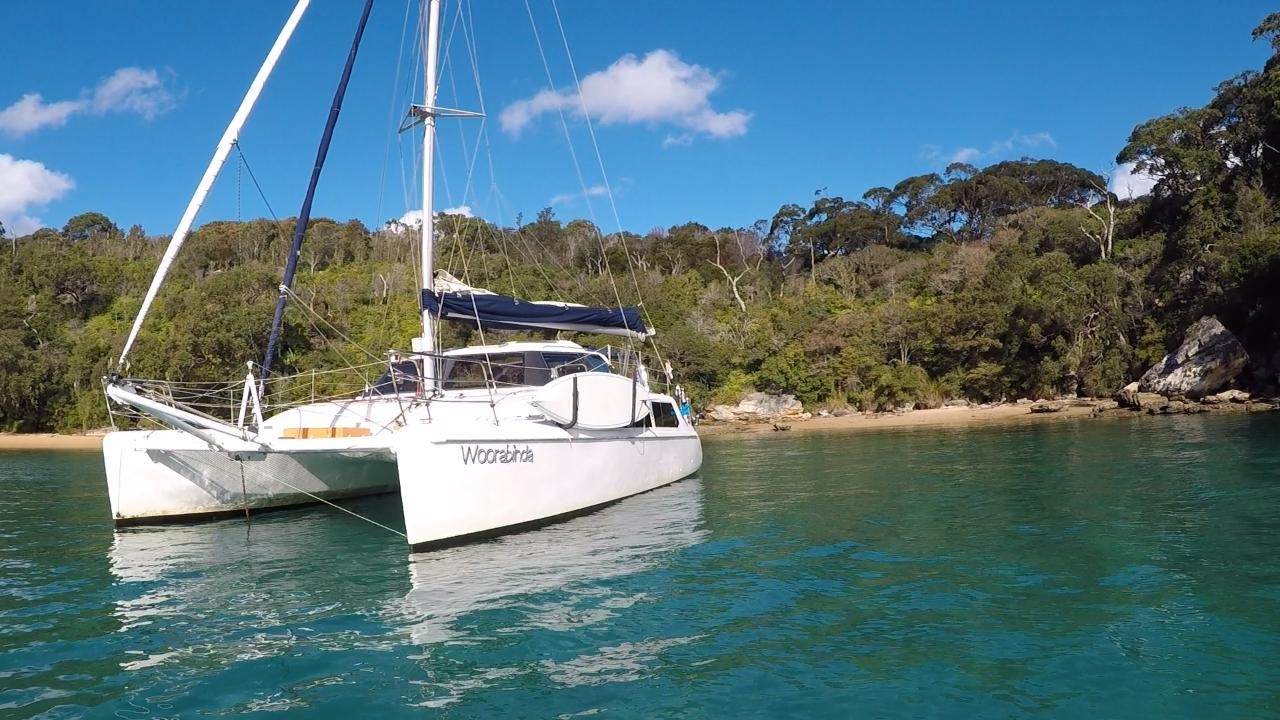 Woorabinda Catamaran Hire (up to 20 people)