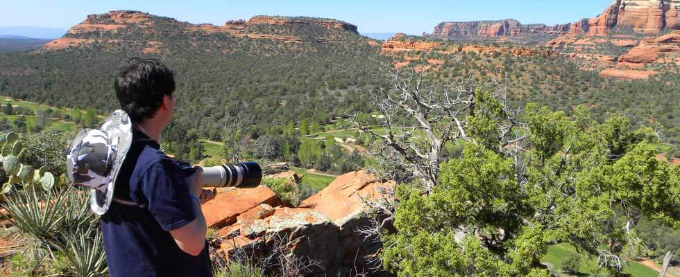 Sedona Photography Tour - 3 hour