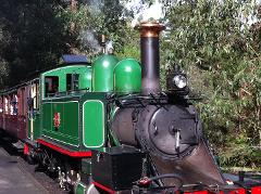 Puffing Billy (Mount Dandenong) Private Tour