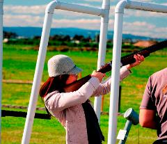 Private Clay Target Shooting Experience for 1 - Deluxe Gift Voucher