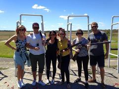 Family Challenge Clay Target Shooting Experience - Gift Voucher