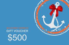 GIFT VOUCHER $500