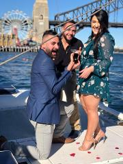 Harbour Romance Cruise For Two with Picnic Lunch
